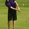 5-10-17<br /> KHS vs NWHS boys golf<br /> NWHS 3 Bryce Cunningham<br /> Kelly Lafferty Gerber | Kokomo Tribune
