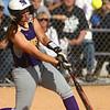 5-23-17<br /> Northwestern vs Western softball<br /> Sophia Beachy bats.<br /> Kelly Lafferty Gerber | Kokomo Tribune