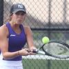 5-19-17<br /> Girls tennis sectional championship<br /> Northwestern 2 doubles Sarah Vas<br /> Kelly Lafferty Gerber | Kokomo Tribune