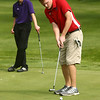 5-10-17<br /> KHS vs NWHS boys golf<br /> KHS 3 Cory Hanson<br /> Kelly Lafferty Gerber | Kokomo Tribune