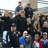 5-25-17<br /> Boys track and field regional<br /> Josh Everetts' cheering section in the stands.<br /> Kelly Lafferty Gerber   Kokomo Tribune