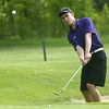 5-10-17<br /> KHS vs NWHS boys golf<br /> NWHS 1 Trajan Cunningham<br /> Kelly Lafferty Gerber | Kokomo Tribune
