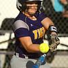 5-30-17<br /> Northwestern vs South Bend Saint Joseph<br /> Sara Hughes bats.<br /> Kelly Lafferty Gerber | Kokomo Tribune