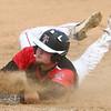 5-6-17<br /> Taylor vs TC baseball<br /> Peyton Kellerman slides to third and is safe.<br /> Kelly Lafferty Gerber | Kokomo Tribune