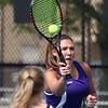 5-19-17<br /> Girls tennis sectional championship<br /> Northwestern 1 doubles Kendall Bostic<br /> Kelly Lafferty Gerber | Kokomo Tribune