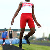 5-11-17<br /> Kokomo track and field<br /> Andra Nash in the long jump.<br /> Kelly Lafferty Gerber | Kokomo Tribune