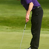 5-10-17<br /> KHS vs NWHS boys golf<br /> NWHS 2 Michael Harshman<br /> Kelly Lafferty Gerber | Kokomo Tribune