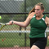 5-17-17<br /> Girls tennis sectional<br /> Eastern 3 singles Callie Sargent<br /> Kelly Lafferty Gerber | Kokomo Tribune