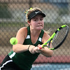 5-17-17<br /> Girls tennis sectional<br /> Eastern 1 singles Lauren Hickey<br /> Kelly Lafferty Gerber | Kokomo Tribune