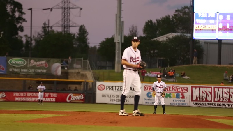 2017 Mississippi Braves Video