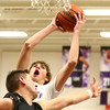 11-21-17<br /> Northwestern vs Madison Grant boys basketball<br /> <br /> Kelly Lafferty Gerber | Kokomo Tribune