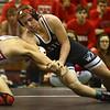 11-18-17 <br /> Western wrestling<br /> Donavan Shepherd in the 170.<br /> Kelly Lafferty Gerber | Kokomo Tribune