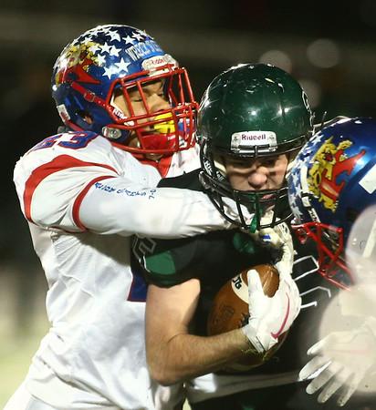 11-10-17<br /> Kokomo vs Zionsville regional<br /> Jabrian Adams takes down Zionsville's Josh Wagner.<br /> Kelly Lafferty Gerber | Kokomo Tribune