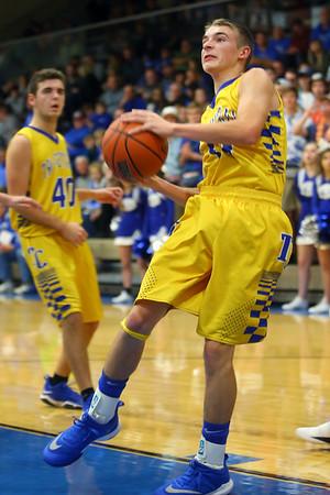 Tri-Central Vs Tipton Basketball