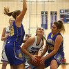 11-9-17<br /> Tipton vs Tri Central girls basketball<br /> <br /> Kelly Lafferty Gerber | Kokomo Tribune