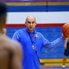 KHS Basketball Practice