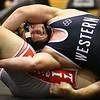 11-18-17 <br /> Western wrestling<br /> Braydon Erb in the 220.<br /> Kelly Lafferty Gerber | Kokomo Tribune