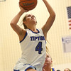 11-9-17<br /> Tipton vs Tri Central girls basketball<br /> Tipton's Cassidy Crawford shoots.<br /> Kelly Lafferty Gerber | Kokomo Tribune