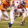 11-24-17<br /> Kokomo state football<br /> Jack Perkins runs the ball.<br /> Kelly Lafferty Gerber | Kokomo Tribune