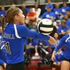 10-21-17<br /> Carroll vs Rochester volleyball<br /> Grace Flibrun<br /> Kelly Lafferty Gerber | Kokomo Tribune