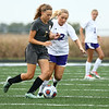 10-3-17<br /> Northwestern vs Delphi girls soccer<br /> Mariah Clark.<br /> Kelly Lafferty Gerber | Kokomo Tribune