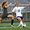 10-3-17<br /> Northwestern vs Delphi girls soccer<br /> Hope Braun<br /> Kelly Lafferty Gerber | Kokomo Tribune