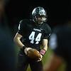 10-27-17<br /> Western vs Pendleton Heights football<br /> Rick Bearden celebrates after recovering a loose ball.<br /> Kelly Lafferty Gerber | Kokomo Tribune