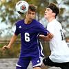10-4-17<br /> Western vs Northwestern boys soccer<br /> <br /> Kelly Lafferty Gerber | Kokomo Tribune