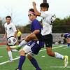 10-4-17<br /> Western vs Northwestern boys soccer<br /> Western's Coby Mims.<br /> Kelly Lafferty Gerber | Kokomo Tribune