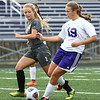 10-3-17<br /> Northwestern vs Delphi girls soccer<br /> Claire Wallace<br /> Kelly Lafferty Gerber | Kokomo Tribune
