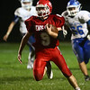 10-6-17<br /> Lewis Cass vs Tipton football<br /> LC's Brady Hammond runs the ball.<br /> Kelly Lafferty Gerber | Kokomo Tribune