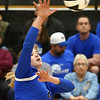 10-21-17<br /> Carroll vs Rochester volleyball<br /> Megan Herr<br /> Kelly Lafferty Gerber | Kokomo Tribune