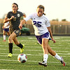 10-3-17<br /> Northwestern vs Delphi girls soccer<br /> NW's Ashlyn Johnson<br /> Kelly Lafferty Gerber | Kokomo Tribune