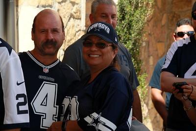 2017 Packers at Cowboys Meet and Greet