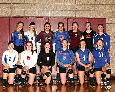 2017 Polar League All-Star Volleyball