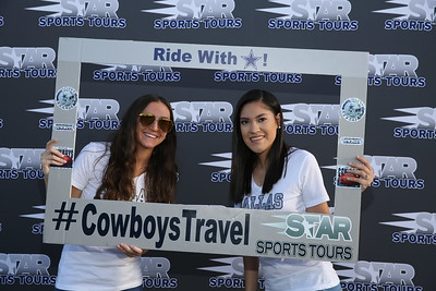 2017 Rams at Cowboys Tailgate