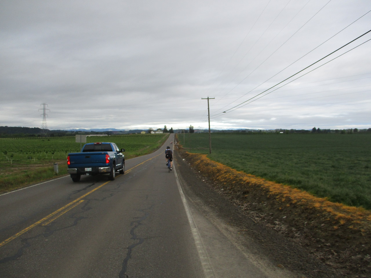 2017 Reach the Beach, Leg 1 (Newberg to Dayton)