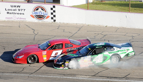 Don Knight | The Herald Bulletin<br /> Redbud 400 on Saturday.
