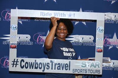 2017 Redskins at Cowboys Meet and Greet