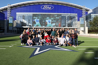 2017 Redskins at Cowboys The Star Tour