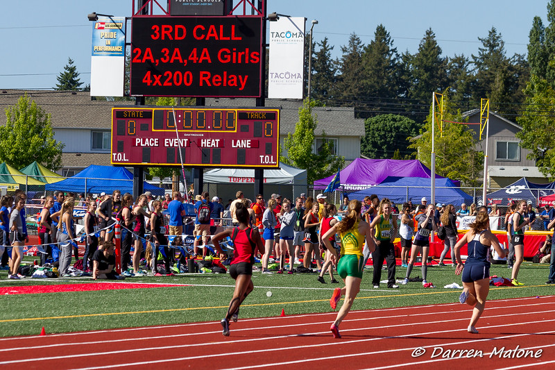 2017 STATE Track Meet at Tahoma High in Tacoma WA-12