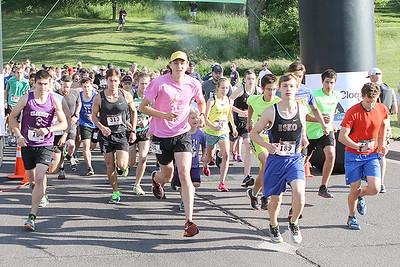 2017 Sawdust 5K & 1-Mile Race