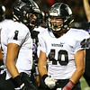 9-29-17<br /> Western vs Northwestern football<br /> Western's Andrew Ault yells after he tackles a Northwestern player.<br /> Kelly Lafferty Gerber | Kokomo Tribune