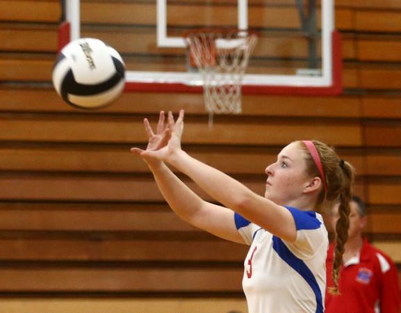 9-13-17<br /> Kokomo vs North Miami volleyball<br /> Ellie Trine<br /> Kelly Lafferty Gerber | Kokomo Tribune