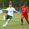 9-6-17<br /> Eastern vs Maconaquah girls soccer<br /> <br /> Kelly Lafferty Gerber | Kokomo Tribune