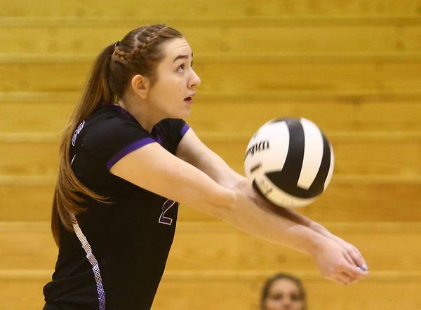 9-30-17<br /> Hoosier Conference tournament-Northwestern volleyball<br /> Jenna Goodspeed<br /> Kelly Lafferty Gerber | Kokomo Tribune