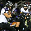 9-29-17<br /> Western vs Northwestern football<br /> Western's And Ashburn helps take down NW's Evan Cardwell.<br /> Kelly Lafferty Gerber | Kokomo Tribune