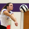 9-26-17<br /> Northwestern vs Western volleyball<br /> NW's Catelyn Wilson<br /> Kelly Lafferty Gerber | Kokomo Tribune