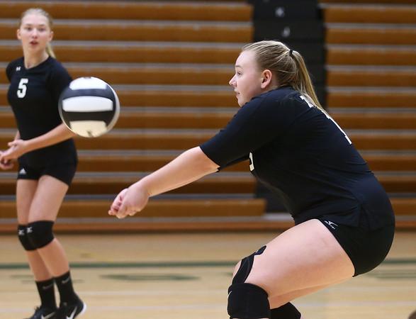 9-21-17<br /> Eastern vs Taylor volleyball<br /> Taylor's Ashley Thompson<br /> Kelly Lafferty Gerber   Kokomo Tribune