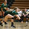 9-21-17<br /> Eastern vs Taylor volleyball<br /> Eastern's Kaylee Weeks.<br /> Kelly Lafferty Gerber | Kokomo Tribune
